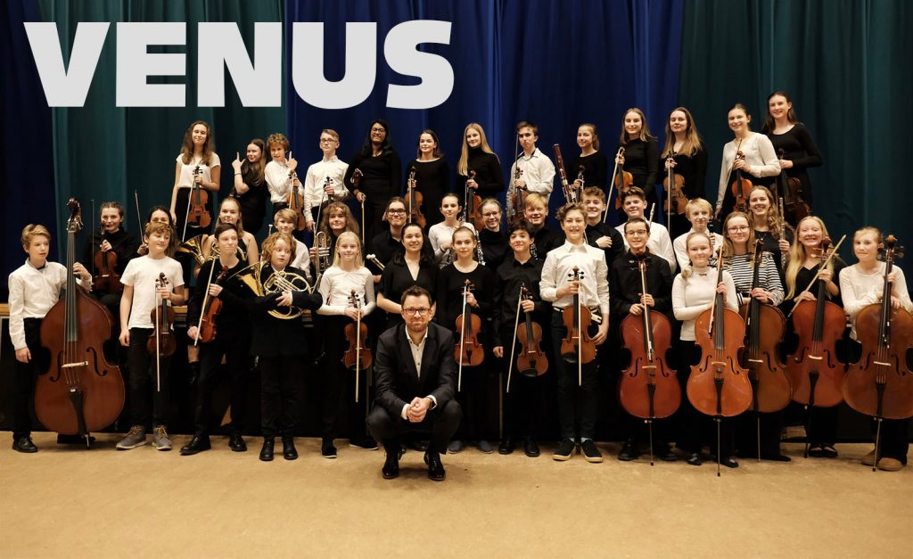 VENUS, Vestnorsk ungdomssymfoniorkester